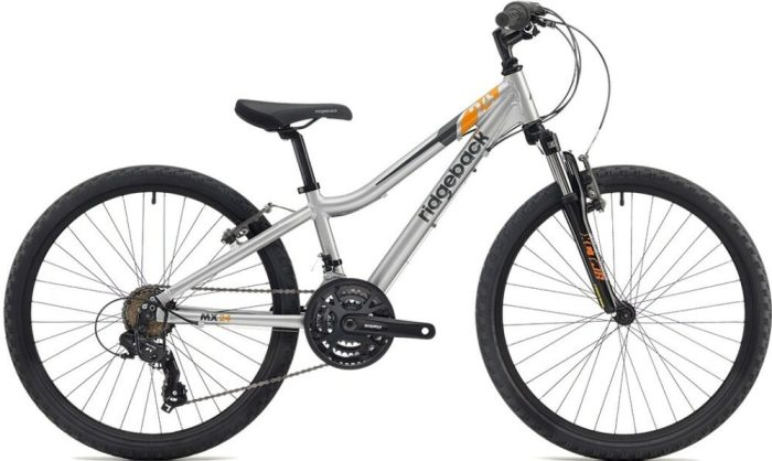 Ridegeback MX24 childs MTB Black Friday deals on kids mountain bikes