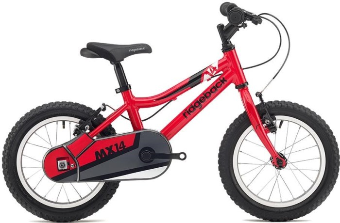 Ridgeback MX14 - great Black Friday deal on bike for 3 year old boys and girls
