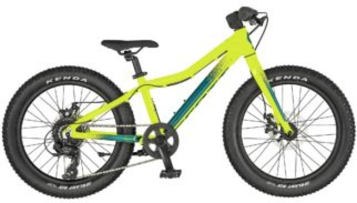 Scott Roxter 2019 kids fat bike in Black Friday deals