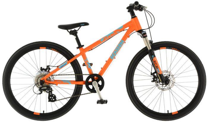"""The new 24"""" wheel Squish kids mountain bike"""