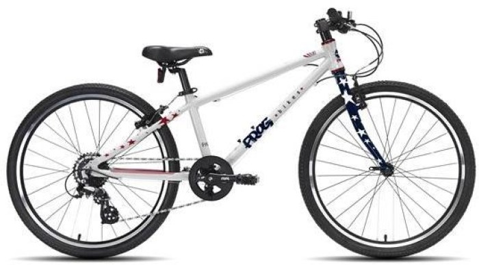 Stars and Stripes Frog Bike USA