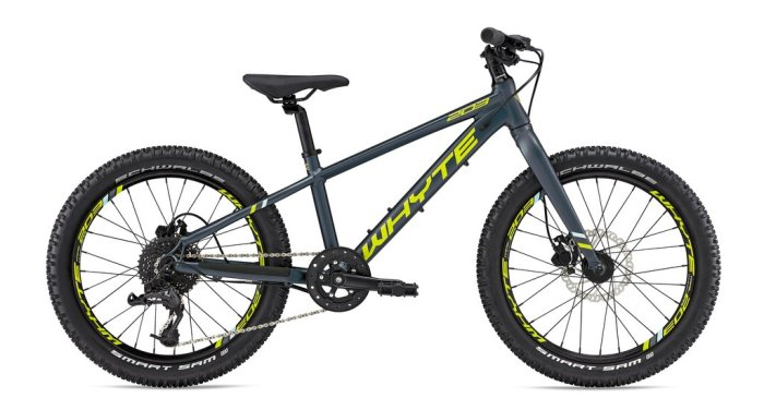 Whyte 203 MTB - one of the best kids mountain bikes for Christmas 2018