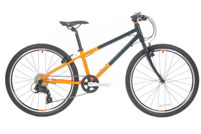 """Wild 24 - a cheap 24"""" wheel kids bike with a great Black Friday discount"""