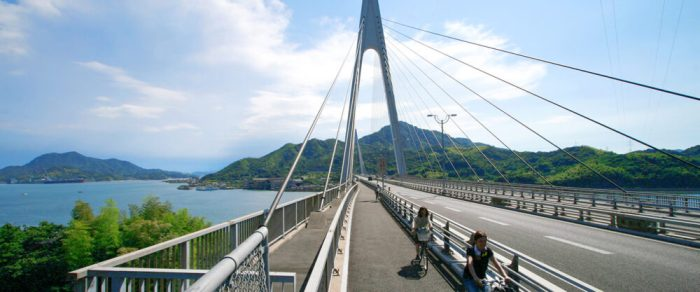 Shimanami Kaido cycle route