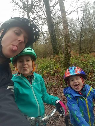 Aimee Arnott - Why I love cycling with my family