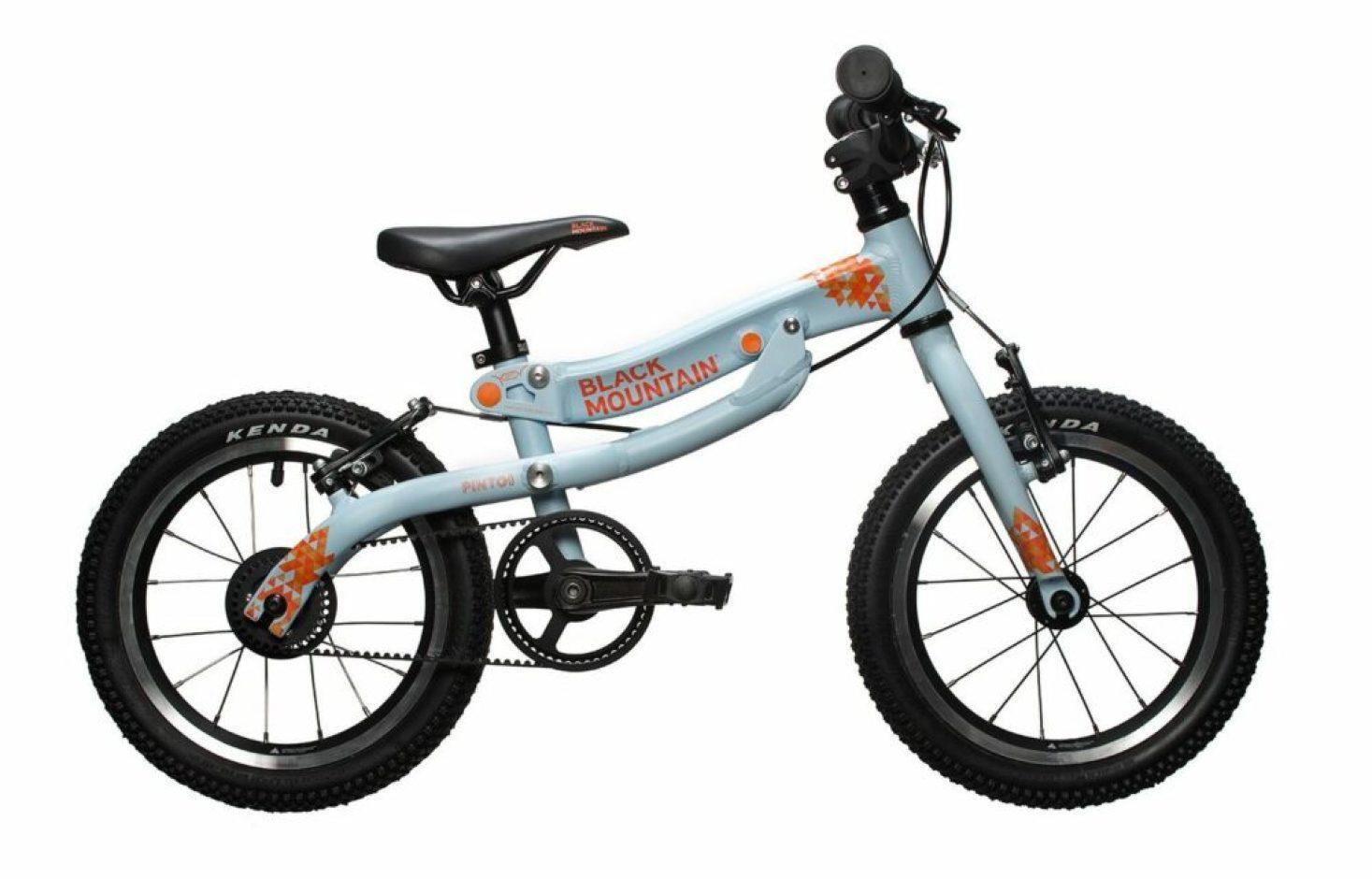 "Black Mountain Pinto - best 14"" wheel children's bike"