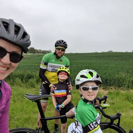 Why I love family cycling with my kids