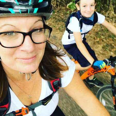 Why I love cycling with my children
