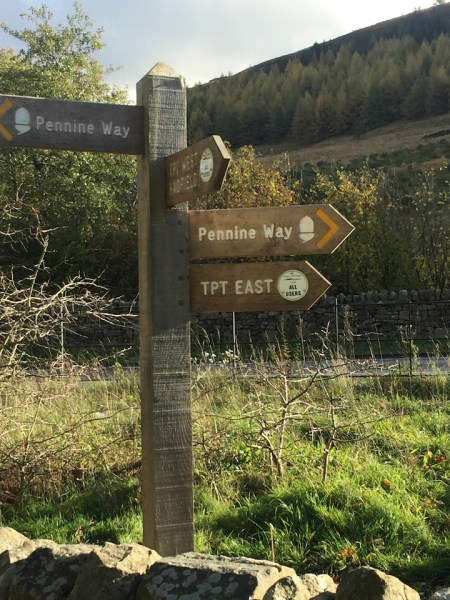 Cycling the Trans Pennine Trail with kids
