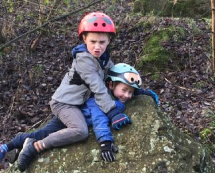 Mini Hornit kids bike helmet review
