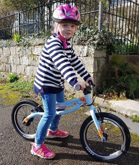 Review of Skog kids bike
