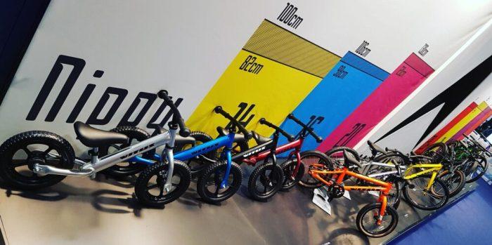 Vitus Kids Bikes at the London Bike Show