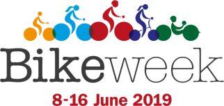 2019 Bike Week logo