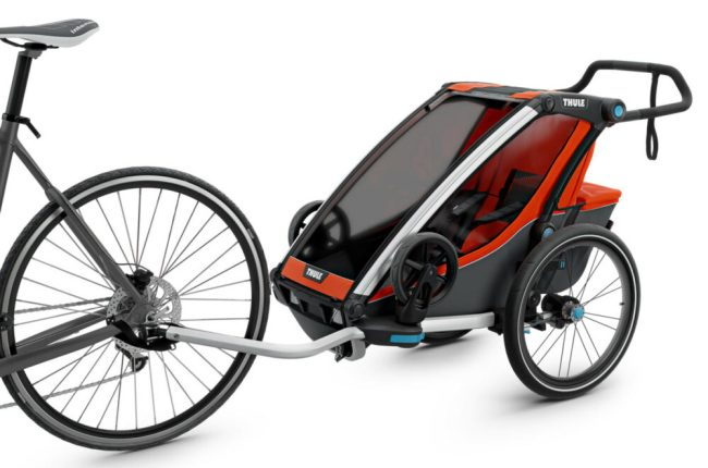 Thule Chariot Cross Single Seat trailer for one child
