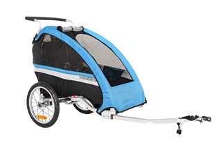 WeeRide Classic Single Seat childrens bike trailer