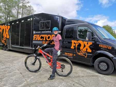 Lucy And Katie Go Mountain Biking At Fort William And Watch The