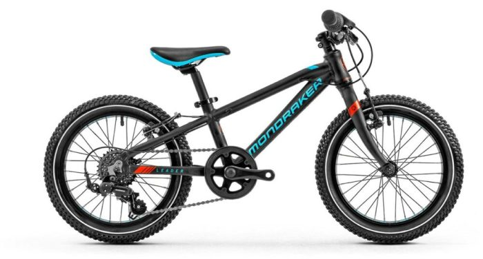 Mondraker Leader 16 2020 model - 16 wheel geared bike