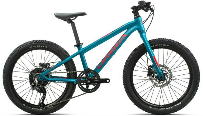 Black Friday - Orbea MX20 Team Disc in blue and red