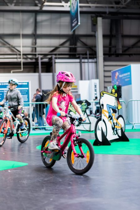 Cycle Show 2019 Kids Test Track