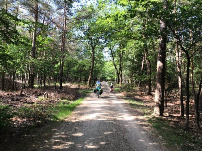 Lindsay Bliek Netherlands family cycling blog