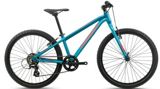 "Orbea MX24 Dirt in blue - deal on kids 20"" wheel bike for a 7 year old"