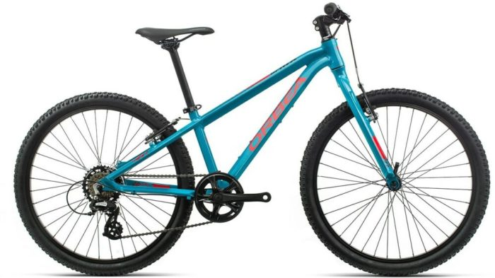 Orbea MX24 Dirt in blue