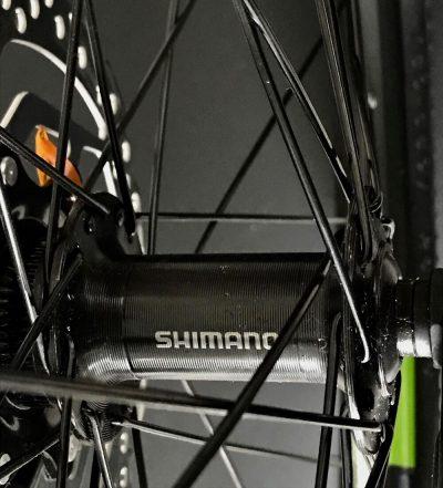 Squish MTB 26 Shimano Hub