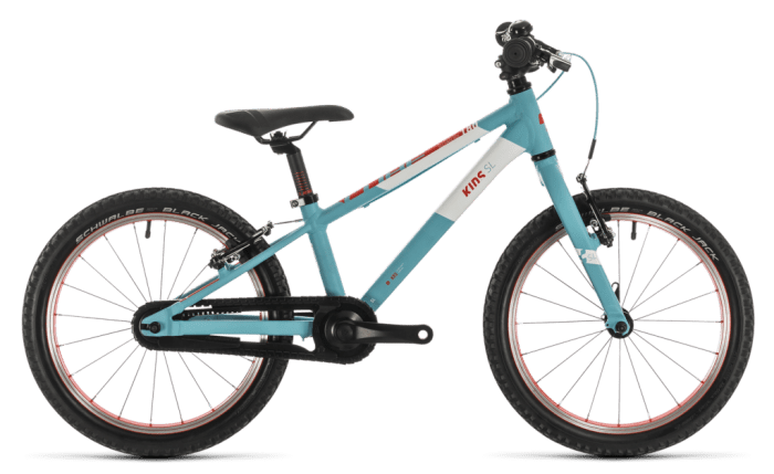 Cube Cubie 180 SL in light blue 2020 kids bike