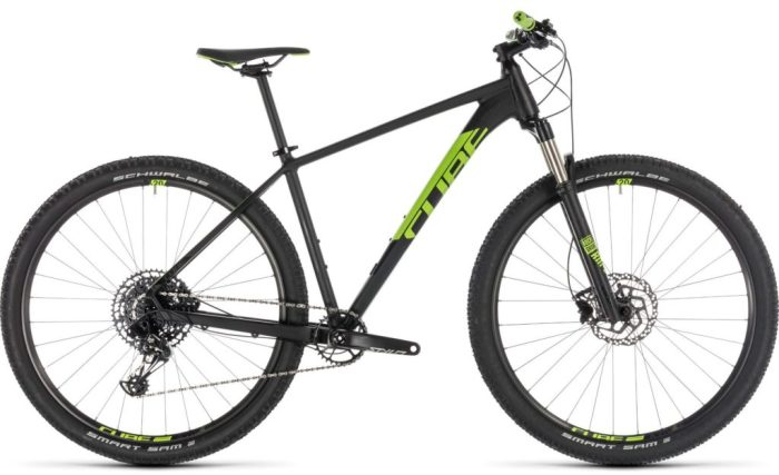 Cube Acid Eagle 27.5 - a great choice of MTB for teens