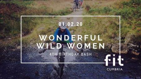 Wonderful Wild Women 4th Birthday Bash