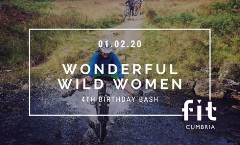 Wonderful Wild Women 4th Birthday Bash
