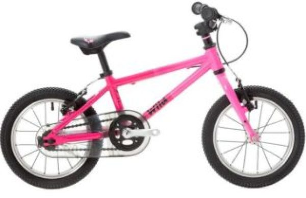 "Best and cheapest kids bike for a 3 year old 14"" wheels - the Wild Bike 14"