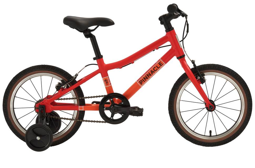 Pinnacle Koto 16 inch wheel bike for child aged 4 or 5 years old
