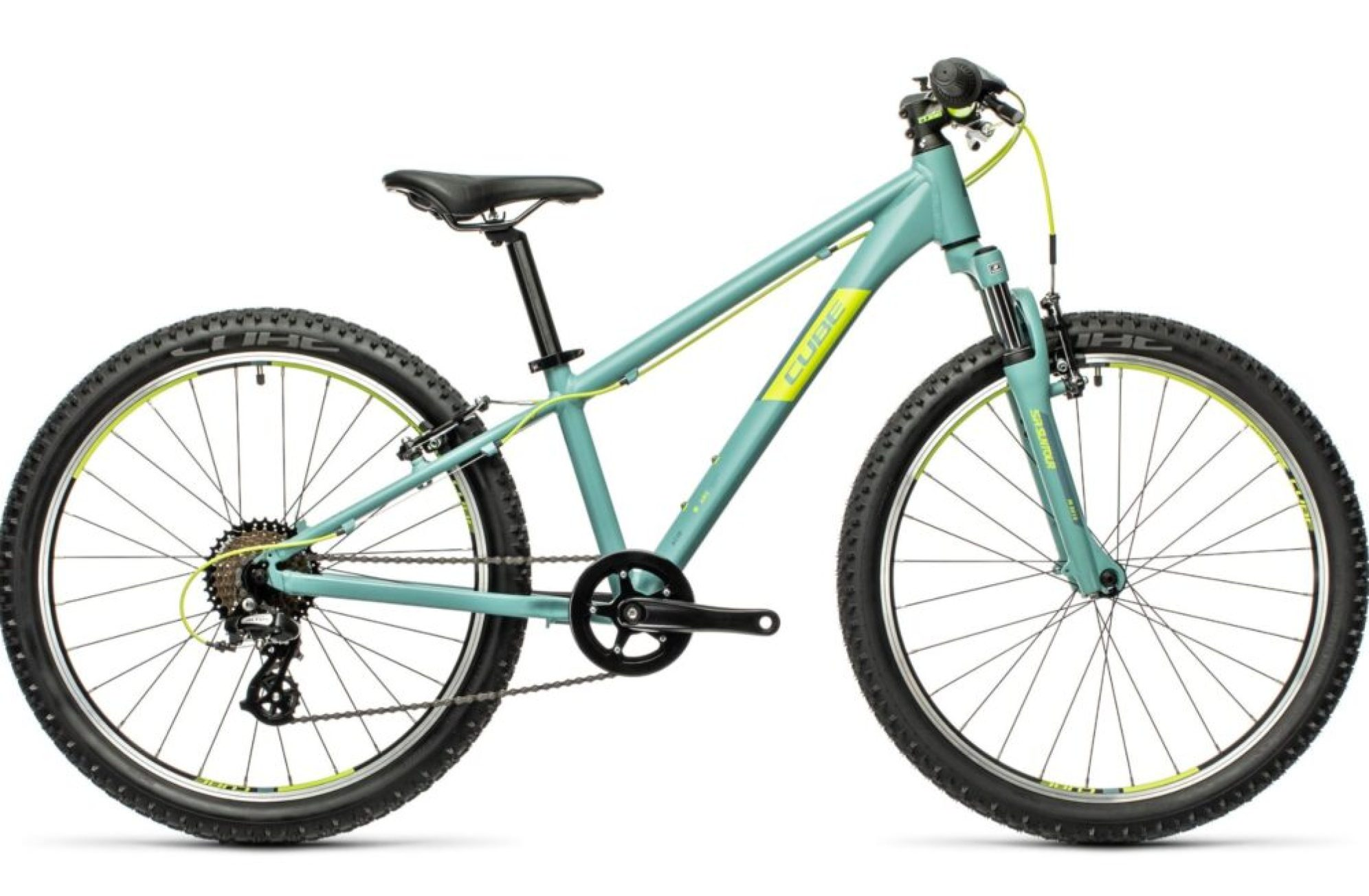 Cube Acid 240 2021 - a great entry level kids mountain bike