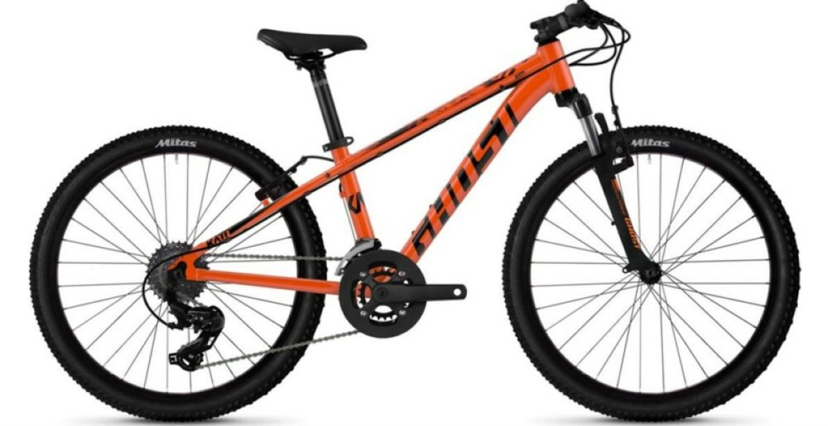 Ghost 24 inch kids mountain bike
