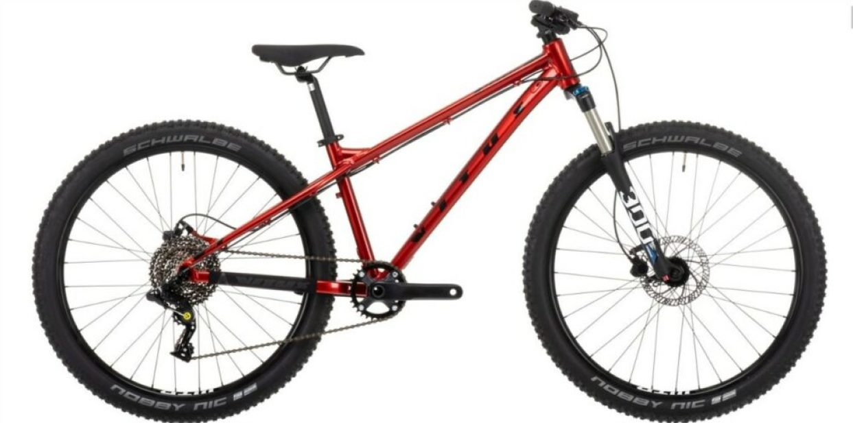 "Vitus Nucleus 26 2021 - a great 26"" wheel mountain bike for ages 10 years and over"