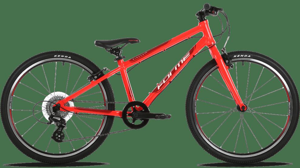 US Seller New Bike Frame-Fit Mini Compact Hand Pump Road MTB Red