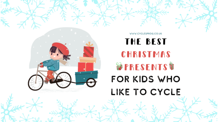 The Best Christmas presents for kids who like to cycle