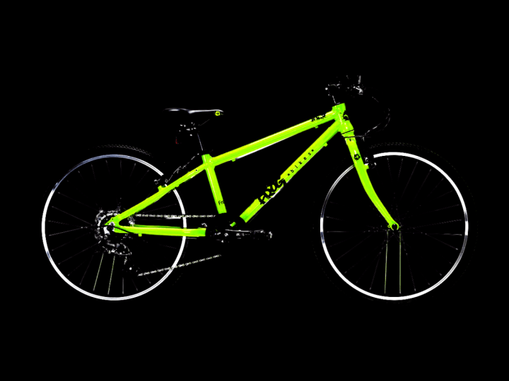 Cheapest Frog Bikes - green Frog bike