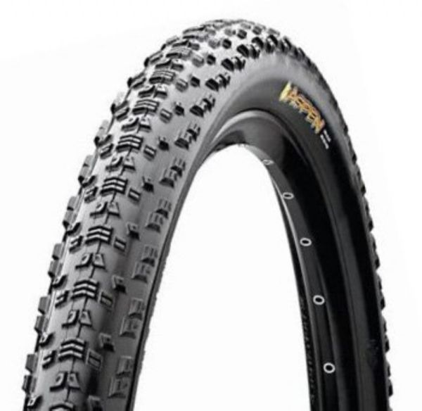 Maxxis Aspen Tyre Kevlar 26x2.25 62a - Free Tube TO Fit ...