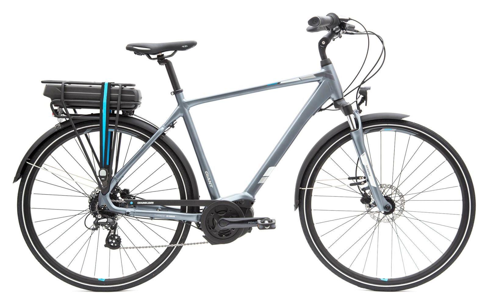Giant Entour E 2 Disc Electric Hybrid Bike