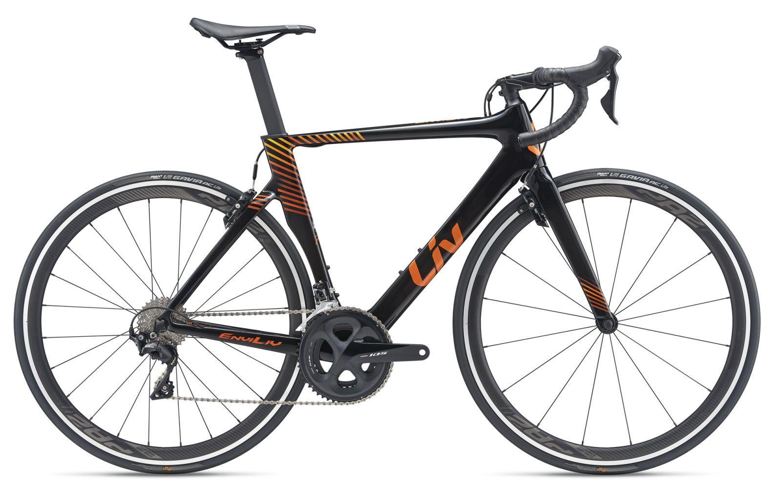 Giant Liv Enviliv Advanced 2 Womens Road Bike