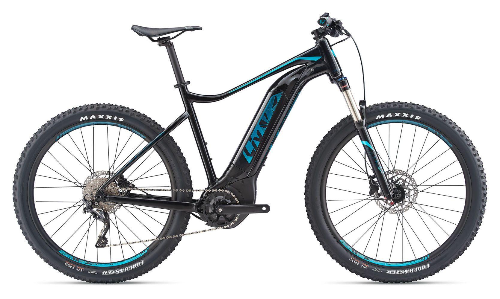 Giant Liv Vall E 2 Womens Electric Mountain Bike