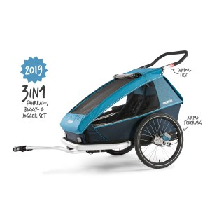 Croozer Kid Plus für 2