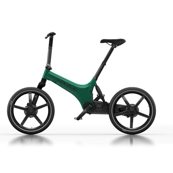 Gocycle G3C Limited Edition Green