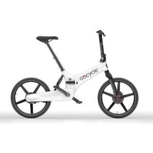 Gocycle GXi White