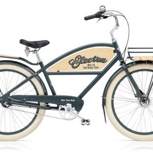 Electra Cruiser Attitude Delivery 3i