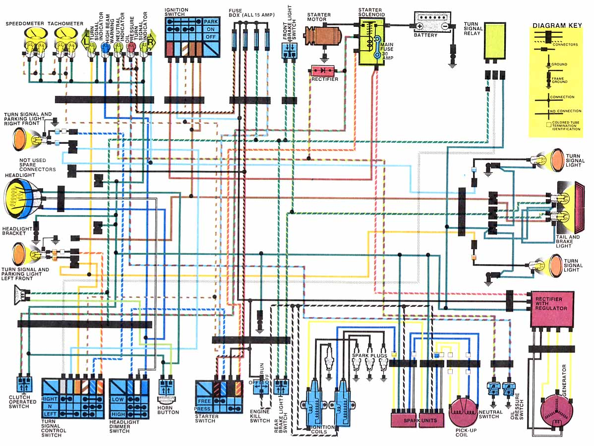 Motolights Wiring Diagram Motolight Fender Diagrams Old C85 Box Fuse Stylechevy Awesome Bike Vignette Electrical Circuit Harley Liminted 2014