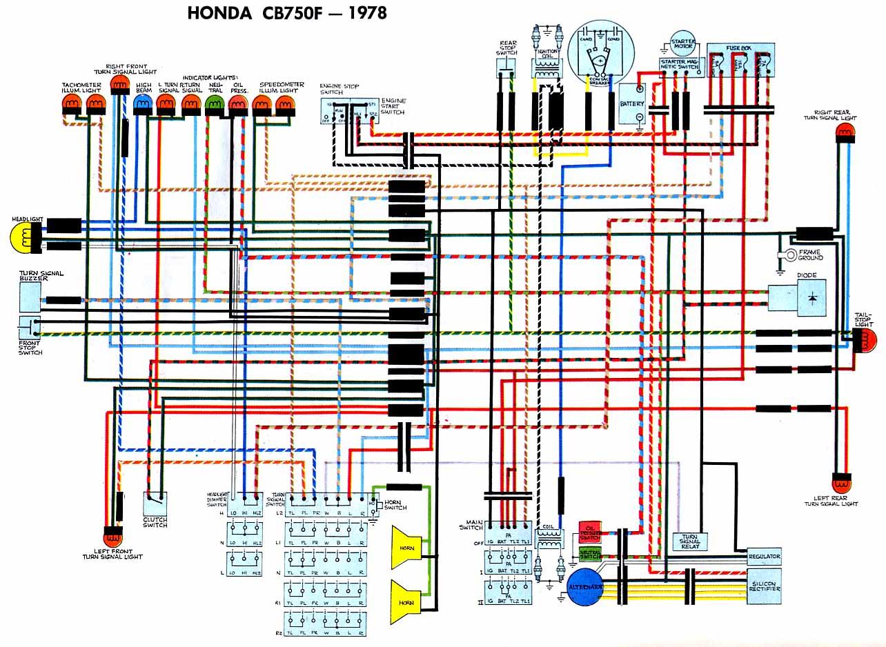 1977 Cb550 Wiring Diagram | Wiring Diagram on cb550 wiring, cb750 wiring, xl75 wiring,