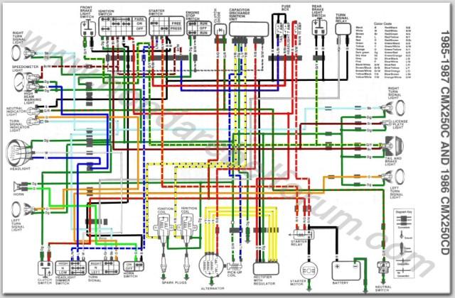 suzuki motorcycle wiring diagram | hobbiesxstyle
